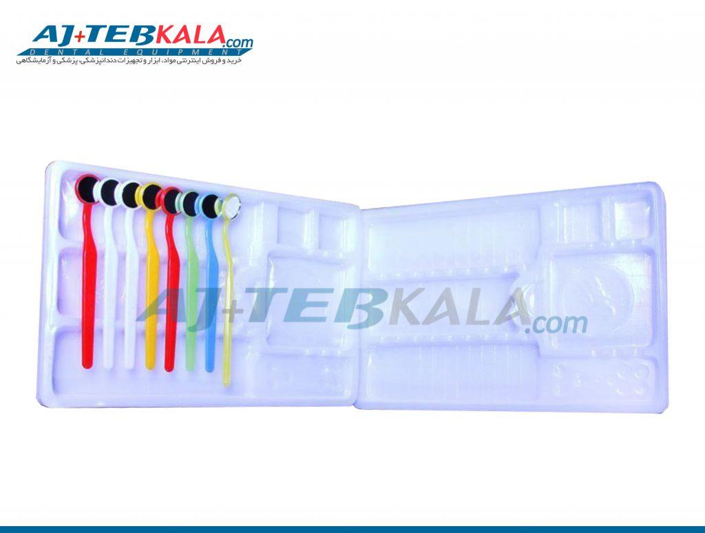 سینی یکبار مصرف دندانپزشکی-FEIZTEB