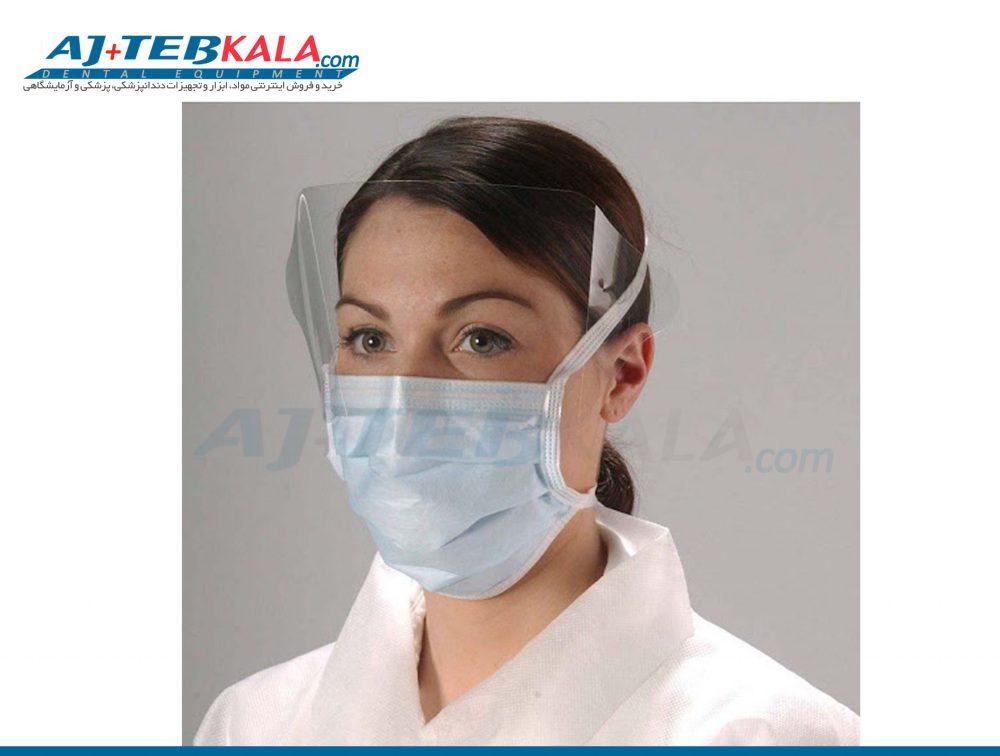 شیلد همراه با ماسک-عاج طب