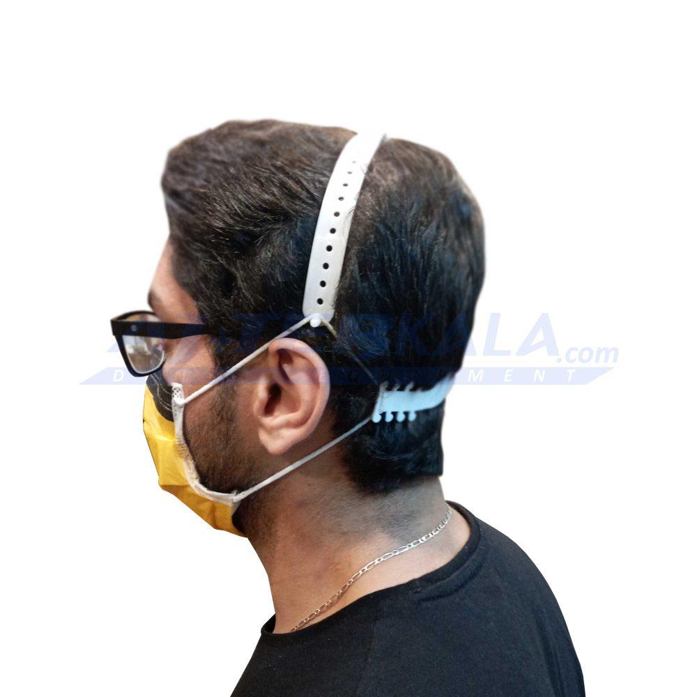 گیره نگهدارنده ماسک