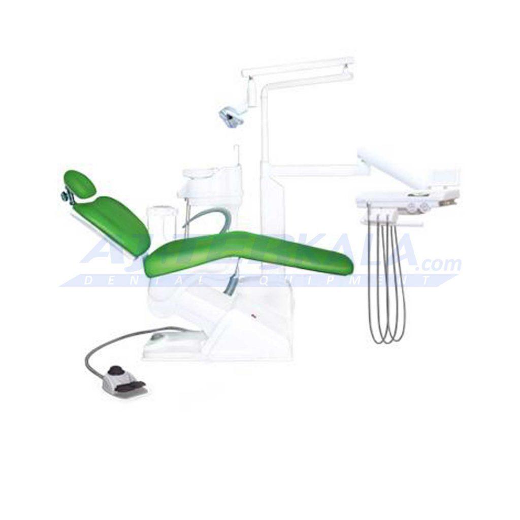 یونیت صندلی دندانپزشکی پارس طب مدل صدف