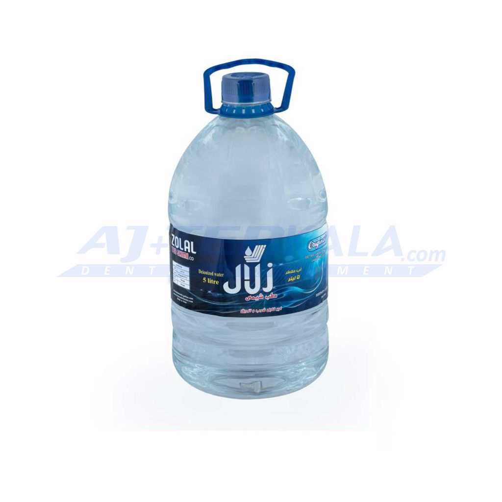 آب مقطر زلال طب شیمی